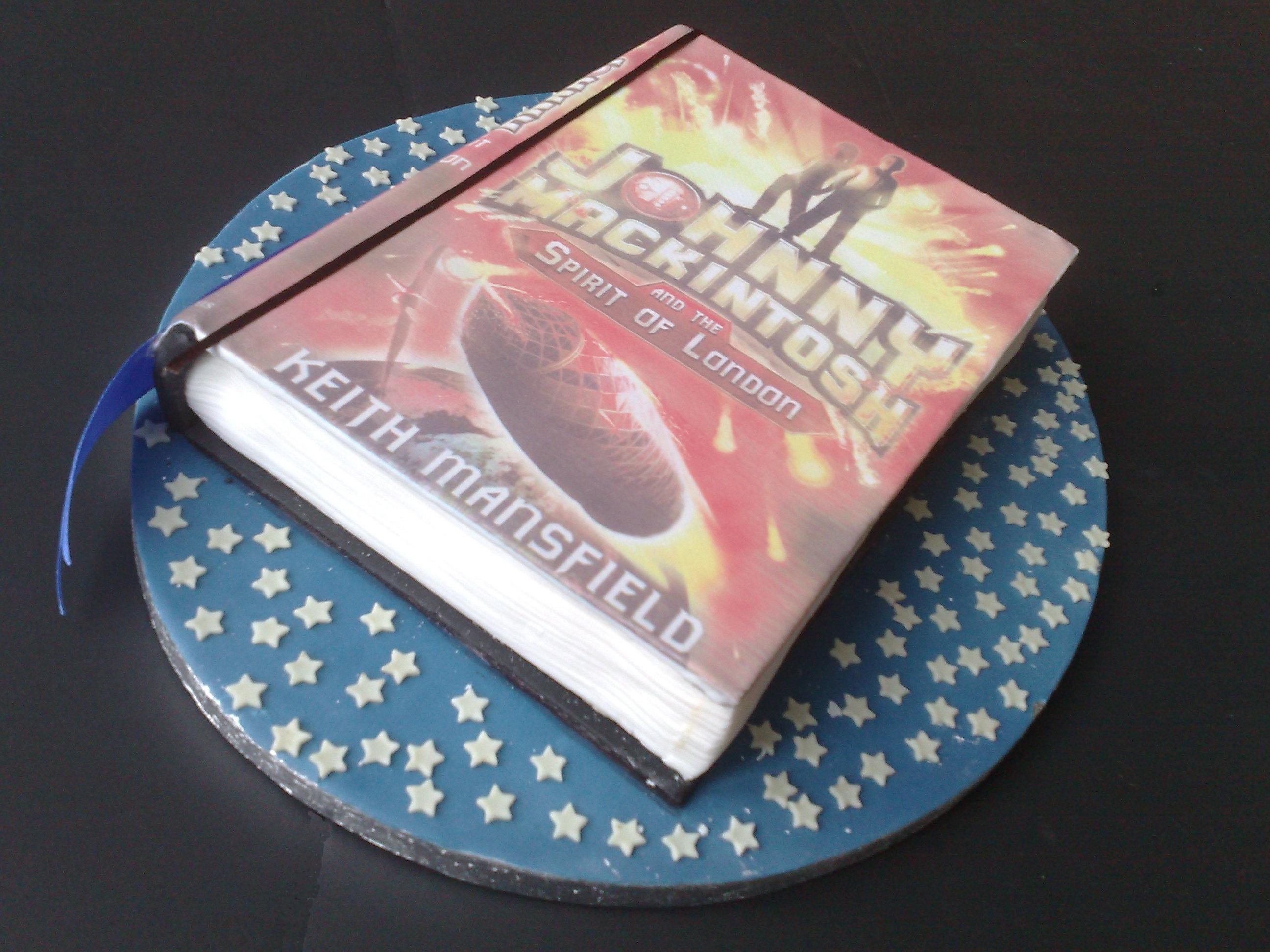 johnny mackintosh birthday cake