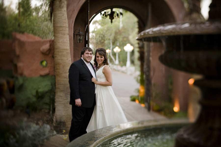 tilt shift bridal