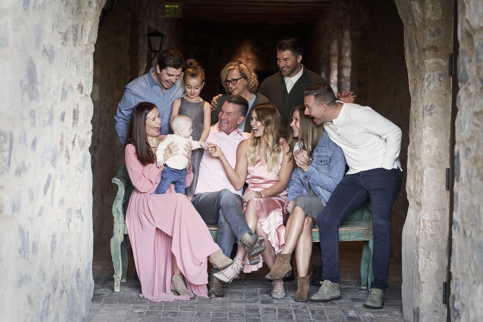 family photo silverleaf