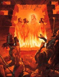 Shadrach, Meshach, and Abednego-FEARLESS!  CO-HEIR WITH ...