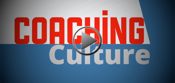 [Video] Creating a Coaching Culture