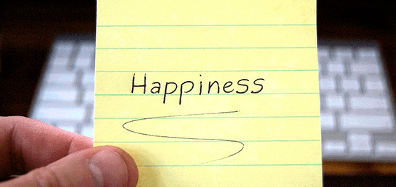 The Secret to Being Happy at Work and Home