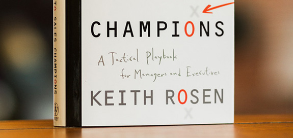 How to Become a Sales Champion (Interview with Keith Rosen)