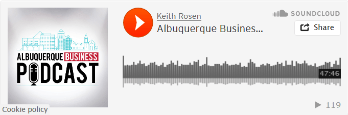 Sales Leadership Coaching Book Interview with Albuquerque Business Radio