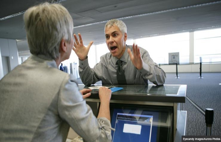 This Manager Got Fired After Checking-In for a Flight at JFK Airport