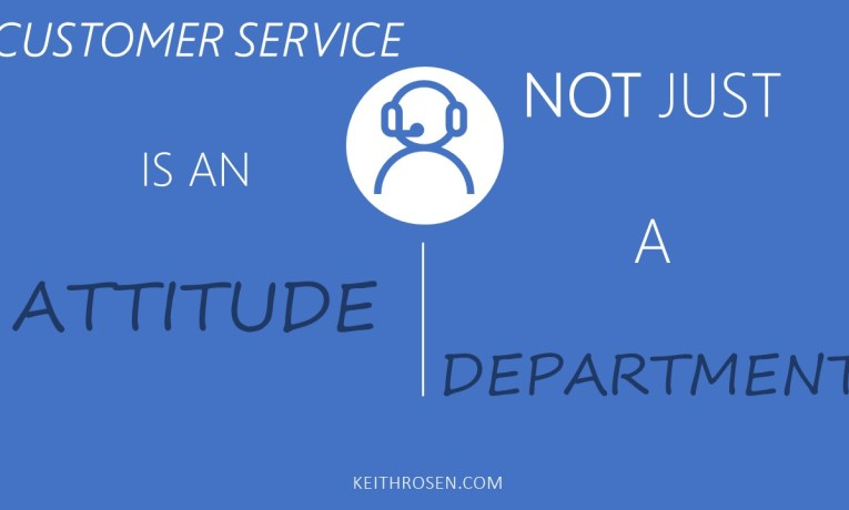 A REAL Customer Service Experience that Builds Loyalty and Makes You a Memorable Salesperson