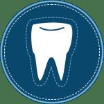 Badge icon for Explore Center's Pre-Dental program
