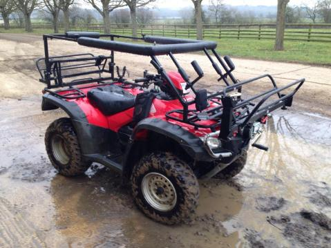 Quad bike wildy