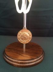 Roe Mount medal