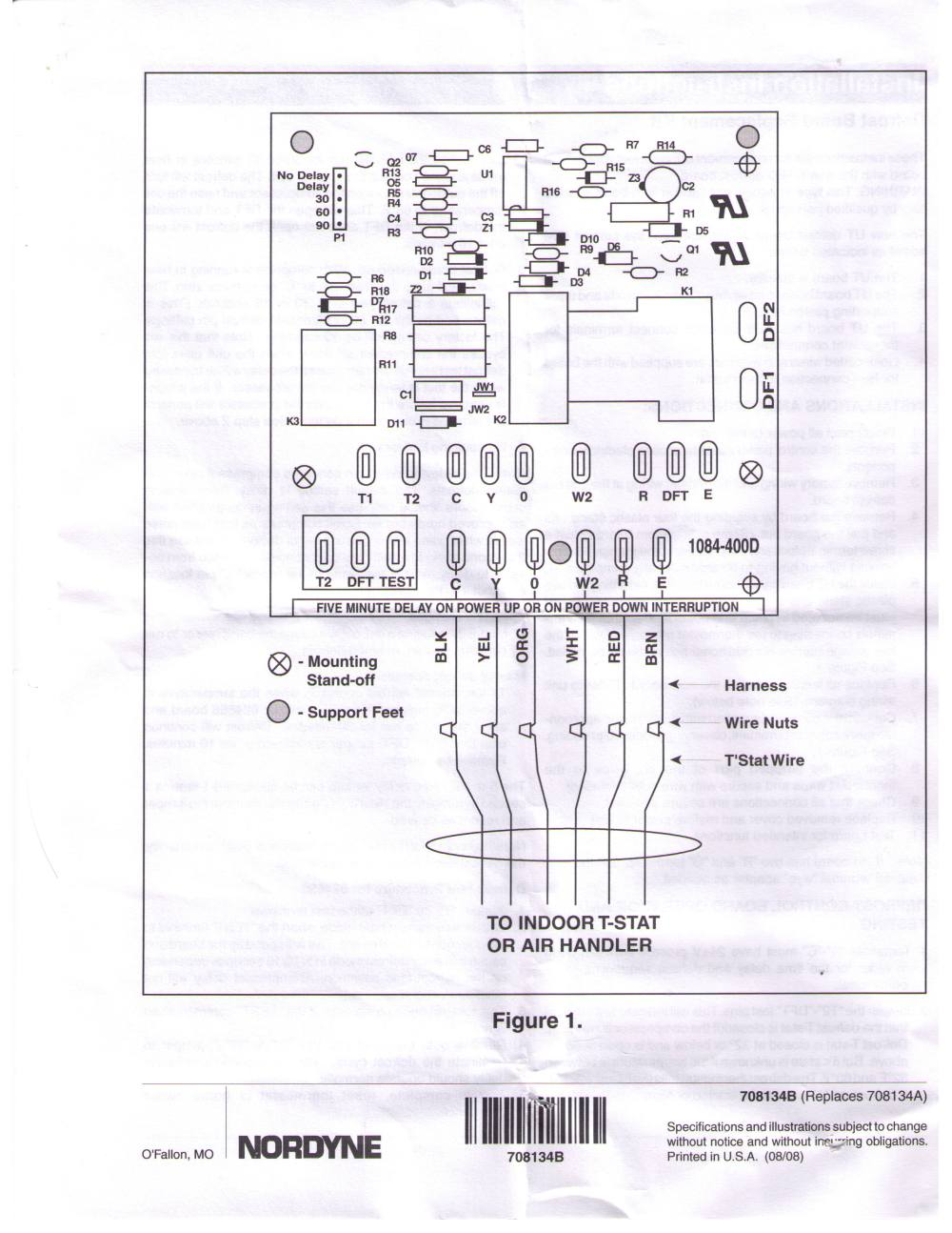medium resolution of nordyne condenser wiring diagram 32 wiring diagram electric furnace wiring diagrams e2eb 015hb nordyne furnace wiring diagram