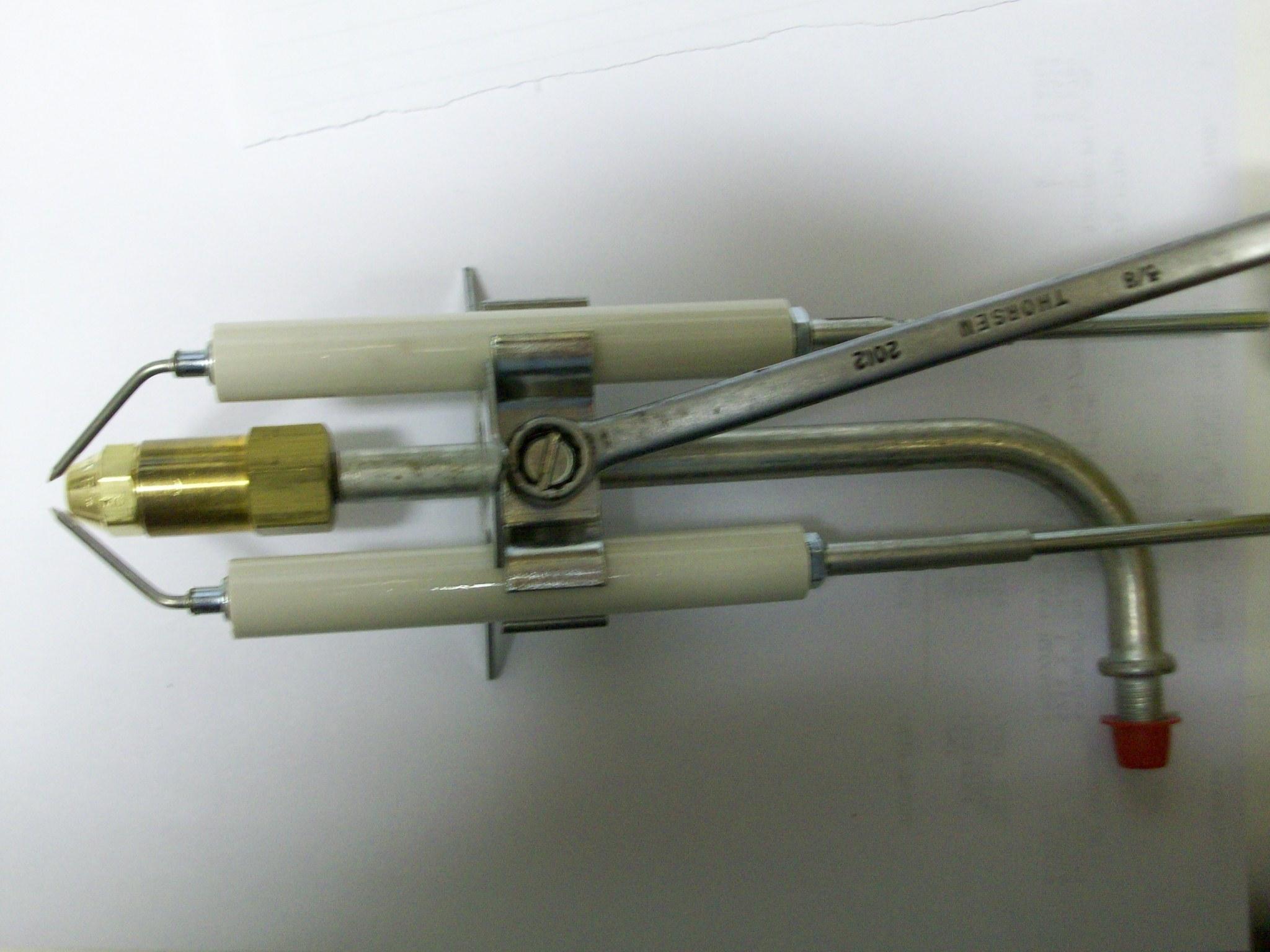Adjusting Electrodes