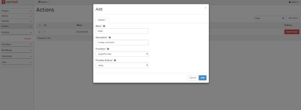 Building Custom Dashboards in OpenStack Horizon (6/6)