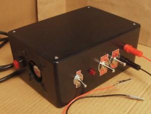 Electroetcherplatermarker