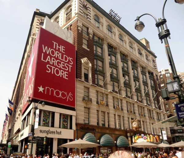 Macy Siegel-cooper Battle Retail Dominance Guess Won. Keith York City
