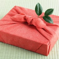 Furoshiki Gift Wrapping - Japanese Style