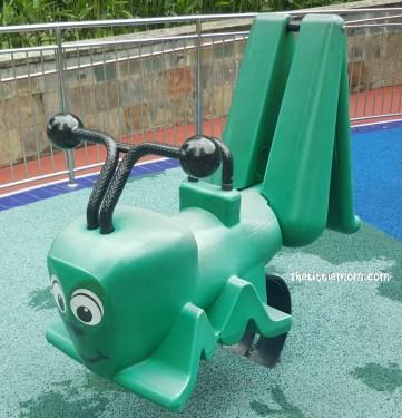 Spottiswoode Playground - Grasshopper