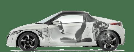 2018新型S660の燃費・走行性能まとめ!ライバル車とも比較!実際の燃費はどんなもんでしょう?