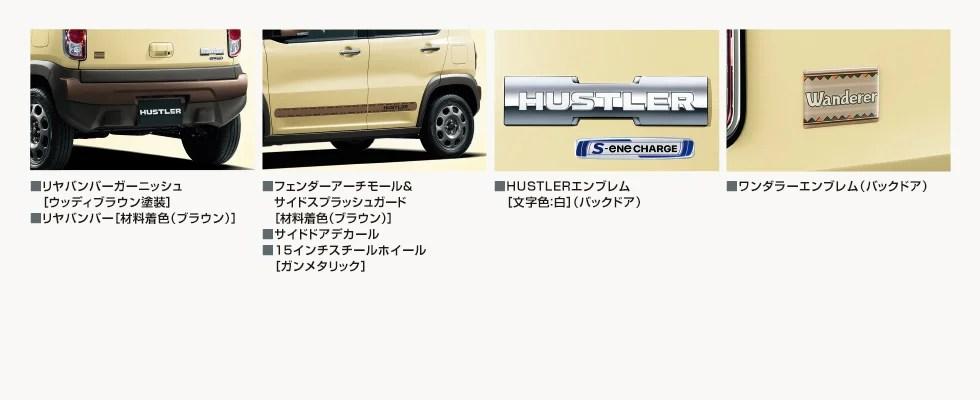 新型ハスラー