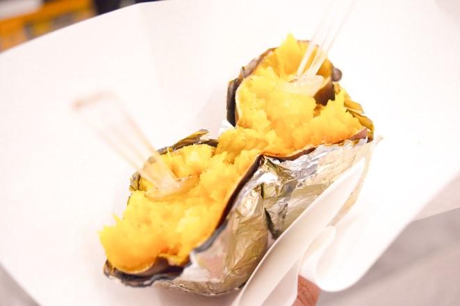 Satsumaimo (Japanese Sweet Potato)