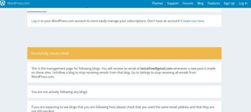 ブログをメールで購読