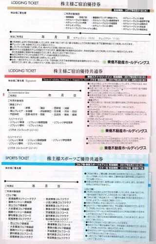 東急不動産ホールディングス(3289)