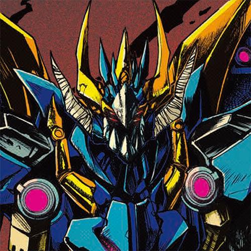 Optimus Prime #10 cover
