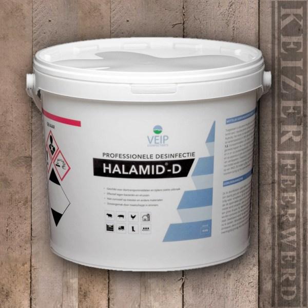 Halamid - Keizer Feerwerd