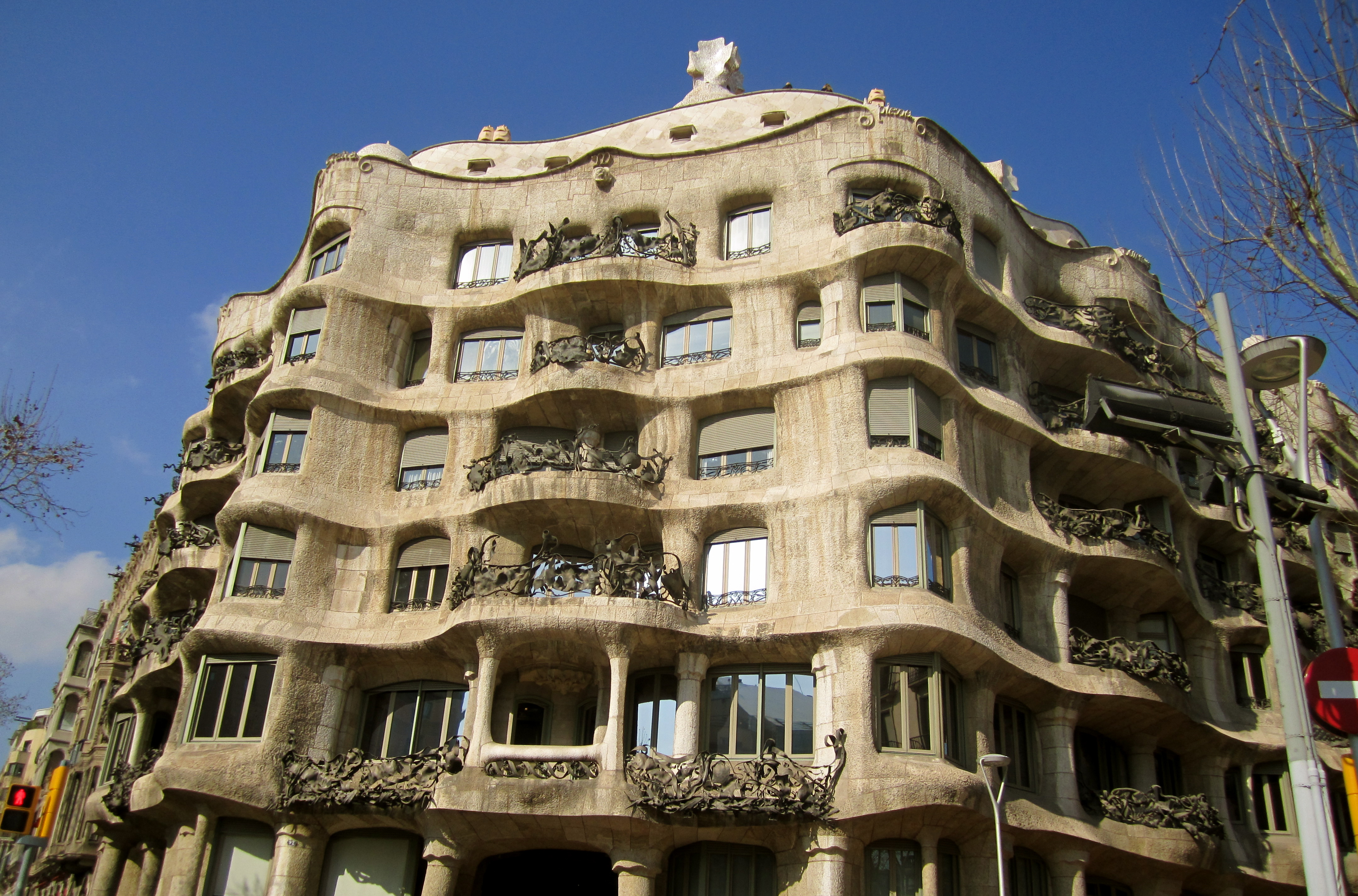 Gaudi Shaping Barcelonas Architecture  Two Worlds Colliding Barcelona and America