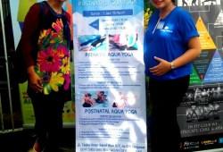 Kejora Yoga Shala : POSTNATAL Aqua Yoga class