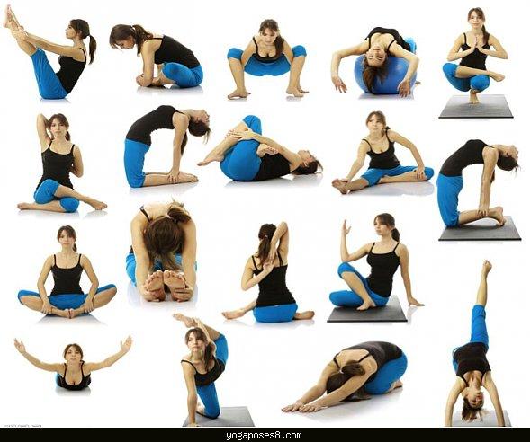 10 Posisi Yoga untuk Wanita
