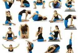 Gerakan yoga untuk menurunkan berat badan &yoga untuk mengecilkan perut