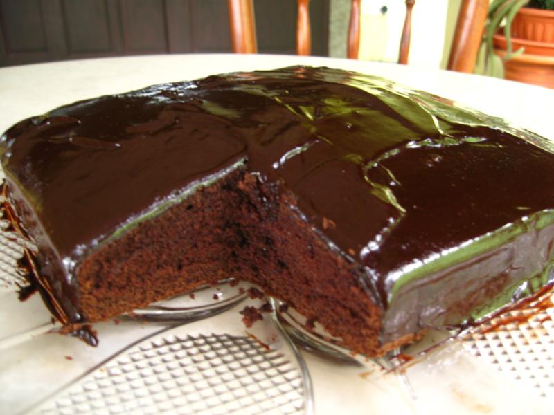 resipi kek coklat moist resepi bergambar Resepi Kek Cawan Azie Kitchen Enak dan Mudah