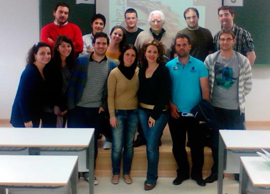 Conferencia en el Master Oficial en Gestión Estratégica e Innovación en Comunicación de la UMA