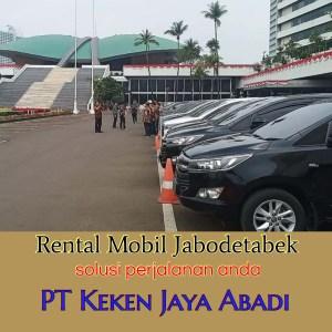 Rental Mobil Gambir