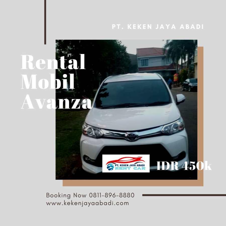 Rental Mobil Senen Avanza