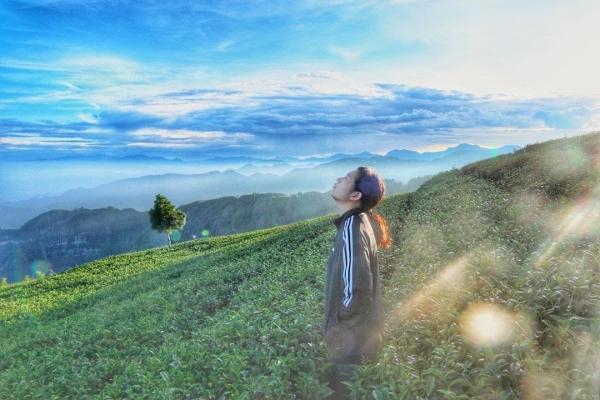 全臺最秘境!置身「雲海瀑布」在「三角霧臺」望藍海之丘。走「竹林天堂路」感受電影場景! - keke帶我去旅行