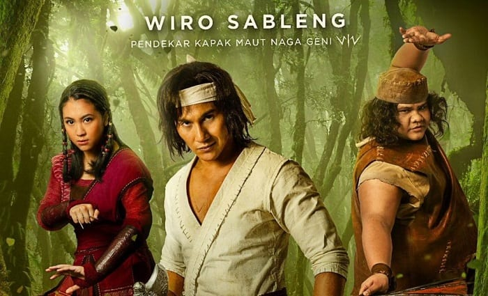 Wiro Sableng Dari Novel, Sinetron, dan Film - Review Trailer Film Indonesia