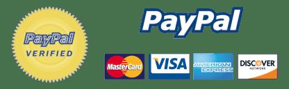 paypal verified - Заказ и оплата Вашей покупки в нашем магазине