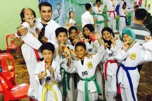 Kelab Taekwondo Koryo | Kejohanan Remaja Klang Koryo 2015