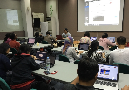 Pelatihan Internet Marketing terbaik di Depok