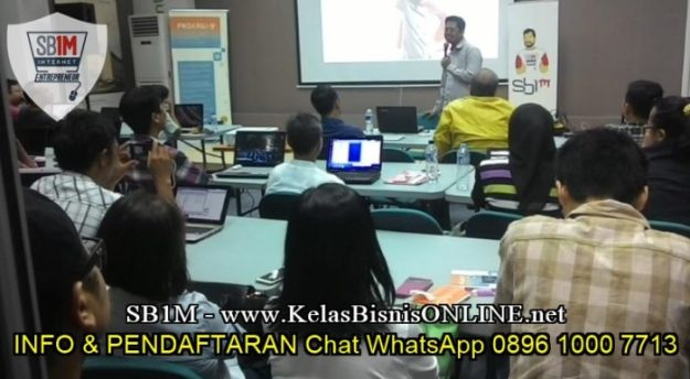 Kursus Internet Digital Marketing SB1M di Cilacap