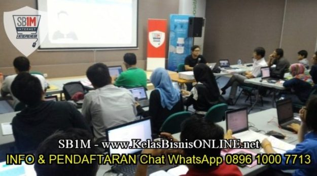 Kursus Internet Digital Marketing SB1M di Boyolali