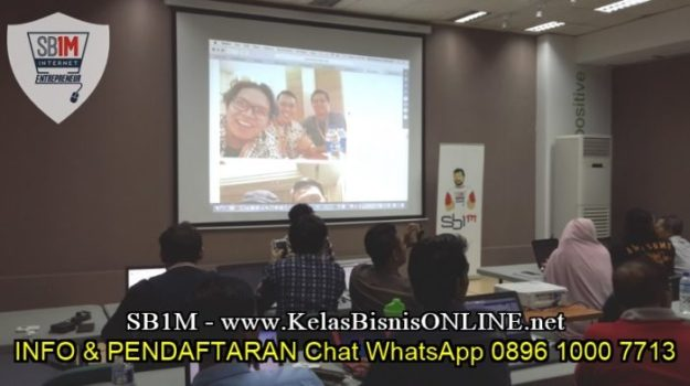 Kursus Internet Digital Marketing SB1M di Trenggalek