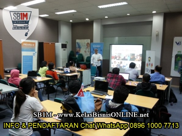 Seminar Workshop Internet Marketing SB1M di Purwokerto