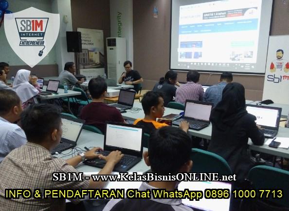 Kelas Internet Marketing SB1M Singapore Singapura