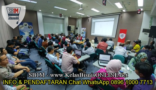 Seminar Workshop Digital Marketing SB1M di Jakarta Pusat