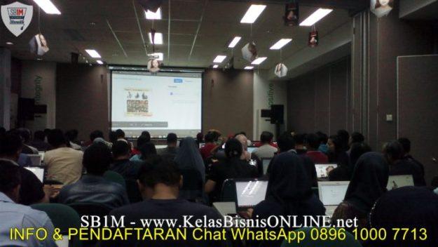 Sukses Bisnis Online Bersama Komunitas Internet SB1M