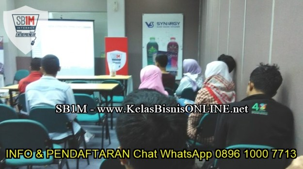 Seminar Marketing Online Terfavorit di Bekasi