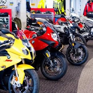 Bikes -- Showroom Bikes