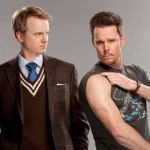 David Hornsby and Kevin Dillon -- GALLERY of HOW TO BE A GENTLEMAN PILOT Photo: CLIFF LIPSON/CBS ©2011 CBS BROADCASTING INC. All Rights Reserved